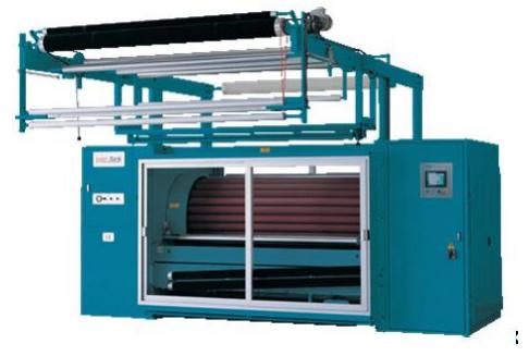Tamburlu Zımpara makinesi