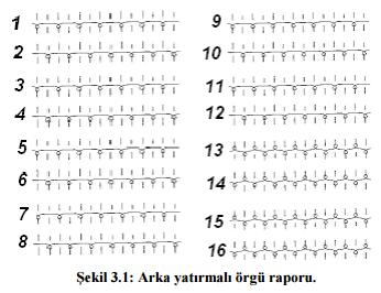 Ottoman orgu raporu