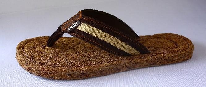 coco fibre shoes