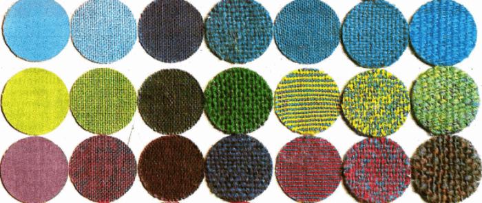 Tekstil kapsaminda uygulanan farkli renklendirme sistemleri1