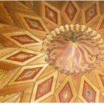 Sivas-Divriği, konak tavanı