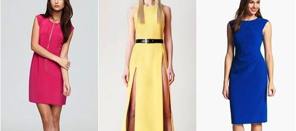 krep kumastan elbiseler 1