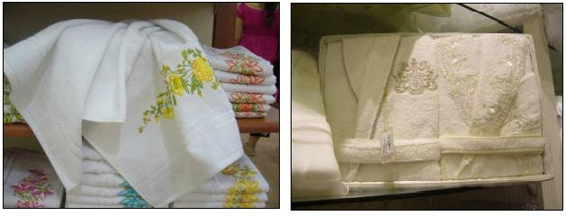 banyo tekstilleri