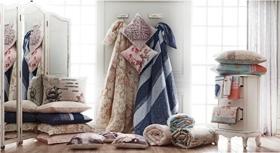 ev tekstilleri