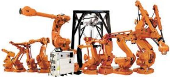 farkli yapilarda robotlar