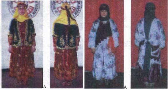 mardin folklor kiyafeti