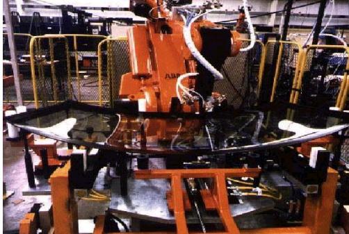 robot yapistirma